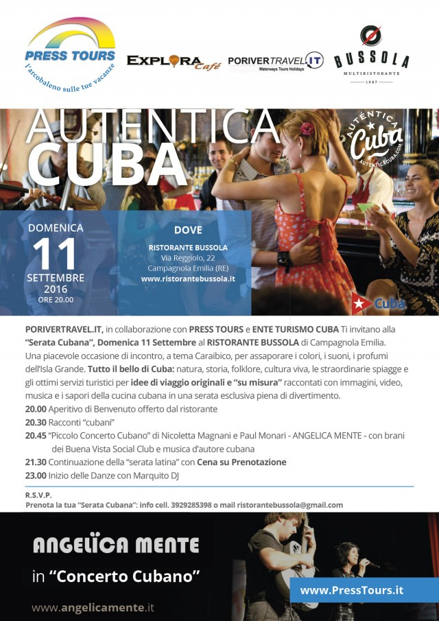 20160911 Press Tours - Cuba